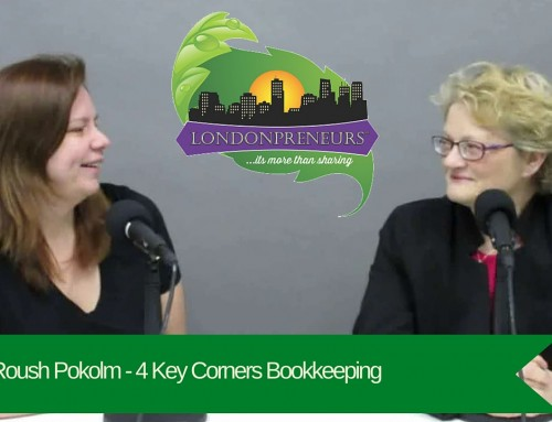 TLS106 Linda Roush Pokolm – 4 Key Corners Bookkeeping